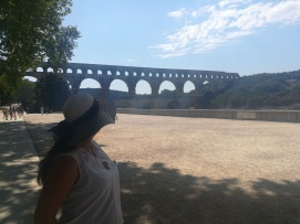 Pont du Gard Rive Droite