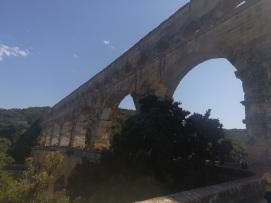 Pont du Gard Rive Gauche